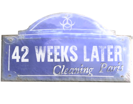 42 Weeks Later Logo